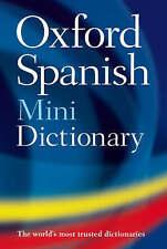 Diccionario Mini español Oxford: Diccionario Oxford Mini: español-inglés, ganador