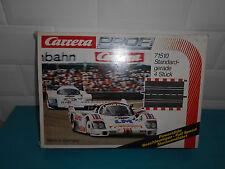 25.05.17.5 Carrera profi 71510 rails droites 4 pièces en boite