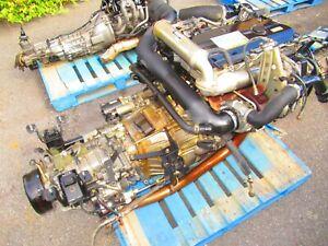 2006 ISUZU NPR NQR 4HK1 DIESEL TURBO ENGINE 4HK1 5.2L ISUZU/GMC W5500 MT GEARBOX