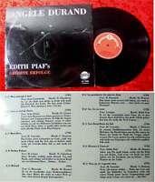 LP Angele Durand singt Edith Piaf´s größte Erfolge