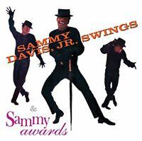 Sammy Davis Jr. - Sammy Swings / Sammy Awards [CD]