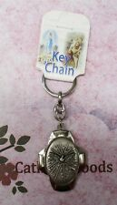 Holy Spirit Medal  - 4 inch - Key Chain (Silver tone)