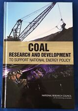 Coal Research Development National Energy Policy