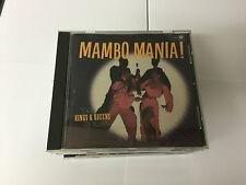 Mambo Music ~ Various (Artist)  KINGS & QUEENS OF MAMBO CD 081227188122