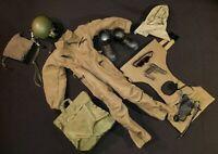 Special Agent Tactical Comms Mi loose 1//6 scale Dragon Modern Secret Service