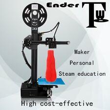 Ender-2 DIY 3D Printer Kit 1.75mm/0.4mm Nozzle 150*150*200mm Printing UK Plug GY