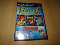 RAYMAN 10th ANNIVERSARY COLLECTION - UK PAL PLAYSTATION 2 PS2 - NEW & SEALED