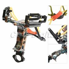 Judge G3 Powerful Camouflage Stainless Steel Hunting Slingshot Outdoor Sports