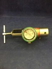ALLIED Healthcare Life Support Pressure O2 Oxygen Regulator L370-220-G-STL Used