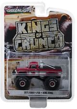 1:64 GreenLight *KINGS OF CRUNCH* 1975 Ford F250 KING KONG MONSTER TRUCK NIP