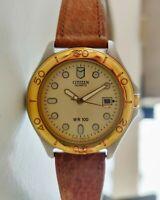 Citizen 6040 Diver Watch 40MM Uhr Montre Vintage NOS