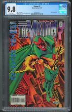 VISION #1 - CGC 9.8 The Dreaming Chapter One - 11/94 - Ultron Appearance