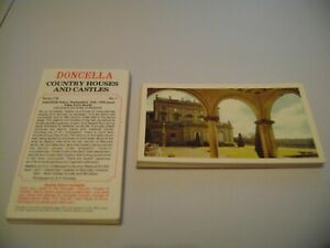Doncella Country House And Castles Full Set By John Player & Sons
