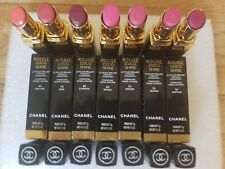 Chanel Rouge Coco Shine Hydrating Sheer Lipshine 7 Colors (CHOOSE SHADE)