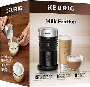 keurig milk frother