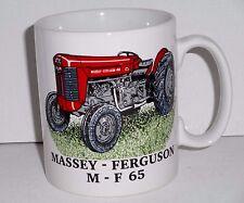 BN Boxed Massey Ferguson 65 MF Vintage Tractor Gift Mug Stoneware Mug