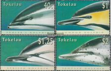 Tokelau 234-237 (complete issue) unmounted mint / never hinged 1996 Delphine