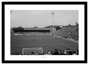 Charlton Athletic Match Day The Valley 1977 Photo Memorabilia