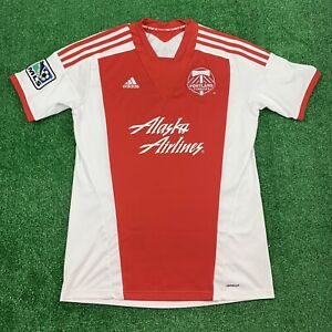 Portland Timbers MLS Jersey Adidas Climacool Youth XL