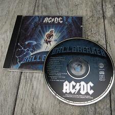1995 AC/DC - Ballbreaker CD - Eastwest  Records - Germany Press