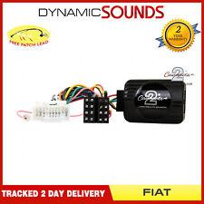 ctsfa009.2 contrôle COLONNE DIRECTION Adaptateur Câble pour Fiat Sedici