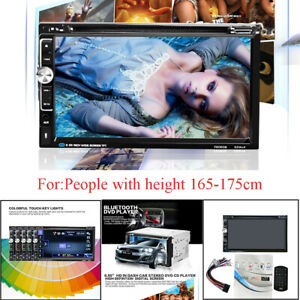 6.95'' Multimedia Player MP5 Player Car Stereo FM BT Touchable Bluetooth