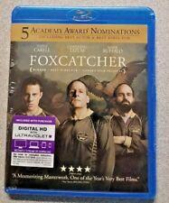 Foxcatcher (Blu-ray Disc, 2015 NEW