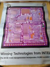 Vintage Intel poster