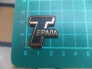 Terada guitar head stock logo, metal, rebuilds/projects/restorations
