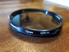 72mm Jessops Polarizador Circular Cir-Pl Lente Filtro Polarizador Para Lentes