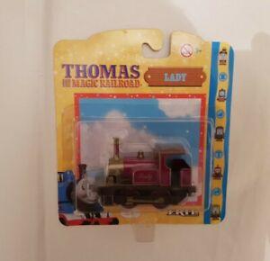Thomas The Tank Engine & Friends ERTL LADY TRAIN DIECAST NEW 2000 MAGIC RAILROAD