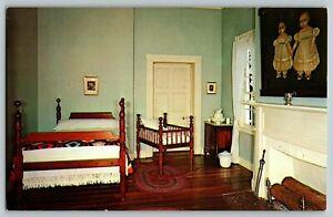 VTG General Jackson's Nursery at The Hermitage Nashville Tennessee Postcard