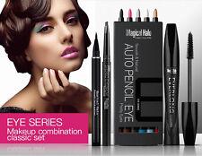 Eye Makeup Set Gift 12Colors Eyeshadow Eyebrow Pencils Eyeliner Mascara