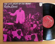 SFM 23033 The Last Night Of The Proms Colin Davis 1969 NEAR MINT Philips LP