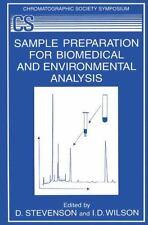 Sample Preparation for Biomedical and Environmental Analysis (2013, Paperback)
