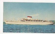 Shipping, Italia, Giulio Cesare Postcard, A855