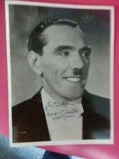 More details for dave  willis - scottish  comedian - autographed photo