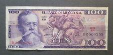 1974 Mexico 100 Pesos - El Banco de Mexico - * No Reserve * - (L629)