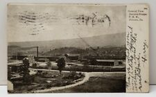 Altoona Pa Juniata Shops General View P.R.R. c1906 Photo Postcard B9