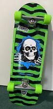New Powell Peralta Old School Ripper Complete Skateboard ~ Black/Green