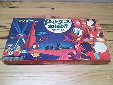 Juego De Mesa Vintage Japón Nintendo Disney Donald Duck Universal Viaje Juego