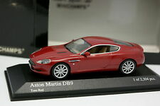 Minichamps 1/43 - Aston Martin DB9 Rouge