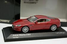 Minichamps 1/43 - Aston Martin DB9 Rouge