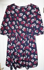 ATMOSPHERE - PRETTY FLORAL DRESS - 10  (G1857) NEW