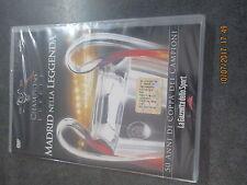CHAMPIONS LEAGUE MADRID NELLA LEGGENDA - DVD