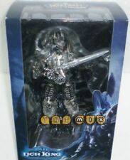 World of Warcraft WoW Lich King Arthas Figure Figurine Toy Doll New Sealed