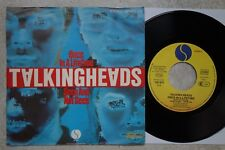 "TALKING HEADS ‎– Once In A Lifetime / Seen And Not Seen 7"" Sire ‎102 872 Germany"