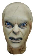 Angry Gollum Full Head Mask - Lord of the Rings Parody - Halloween Costume