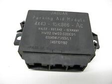 2004 JAGUAR X-TYPE PARKING AID MODULE 4X4315K866AC