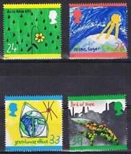 Engeland postfris 1992 MNH 1414-1417 - Natuurbescherming
